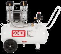 Senco AC24050 geluidsarme 9 bar compressor