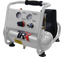 Kitpro Basso 4/45-OL 8 bar compressor