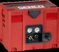Senco PCS1290 8,6 bar compressor Systainer set