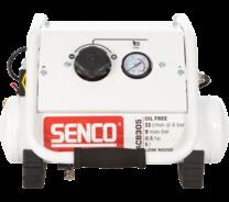 Senco AC8305 geluidsarme 9 bar compressor