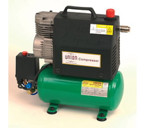 Union C-M100 8 bar compressor